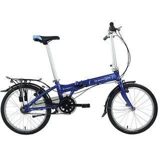 "Dahon Vitesse i7 Small 20"" Navy Folding Bike Bicycle"