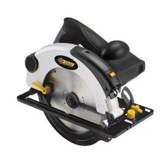 Steelgrip M1Y-185X2 Circular Saw With Laser, 10 AMP