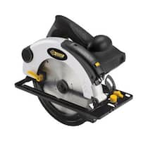 Steelgrip M1Y-185X2 Circular Saw With Laser, 10 AMP