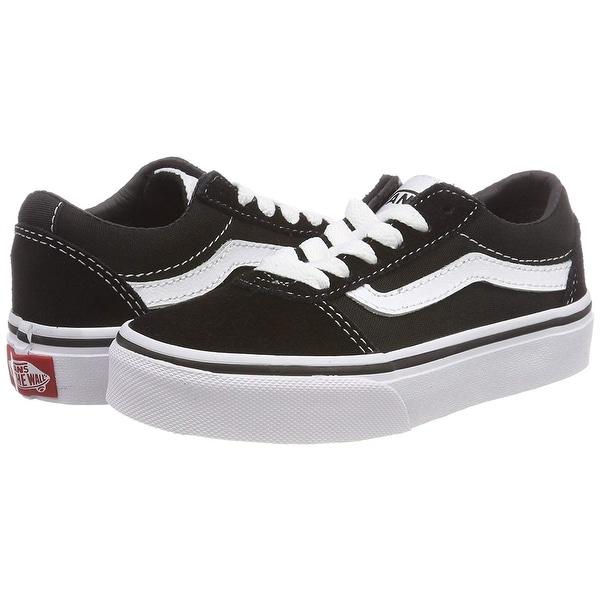 Vans Kids Ward Lo Canvas Shoes