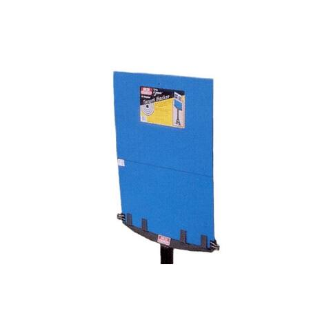 Mtm tb-20 mtm backers for jammit target stand blue 1-pack