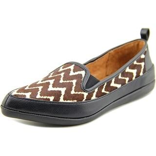 Adrianna Papell Lennox Pointed Toe Suede Flats