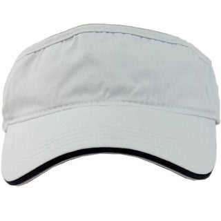 Page & Tuttle Sandwich Washed Twill Visor