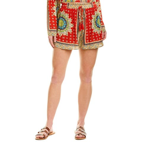 Band Of Gypsies Venice Tassel Short