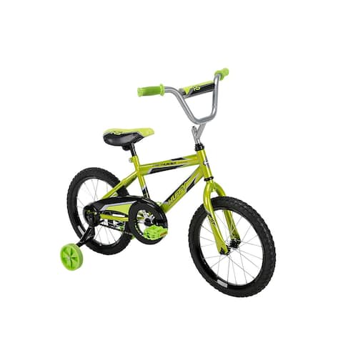 Huffy 21806 Pro Thunder Boys Bike w/ Steel Frame, Assorted Colors, 16""