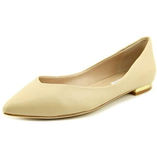 Charles David Risque Women  Pointed Toe Leather  Flats