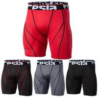 Tesla Z-Series Cool Dry UPF-50 Antibacterial Baselayer Compression Shorts