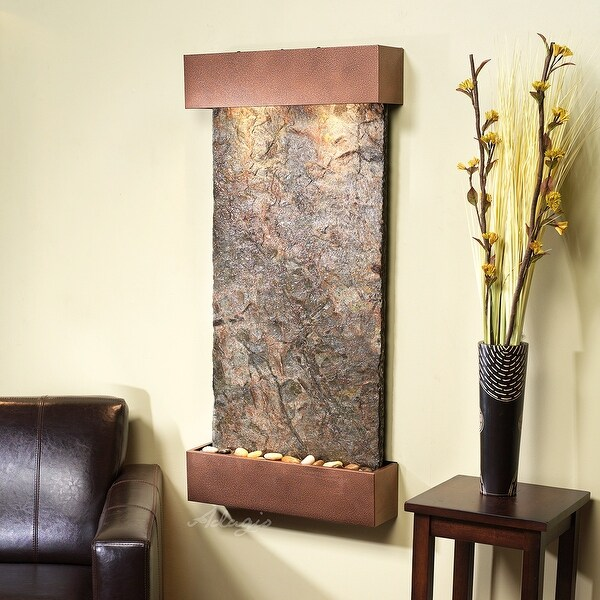 Whispering Creek Fountain - Copper Vein - Choose Options