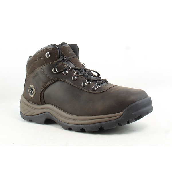 6685ca76678 Shop Timberland Mens Flume Dark Brown Hiking Boots Size 11 - Free ...