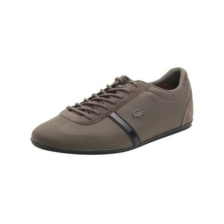 Lacoste Mens Mokara 117 Sneakers in Dark Grey