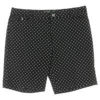 Lauren Ralph Lauren Womens Shorts Polka Dot Active