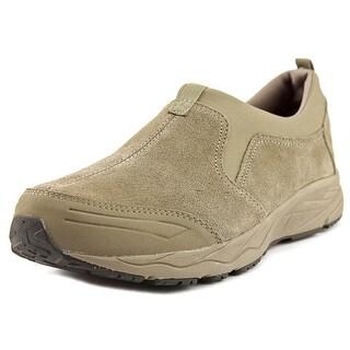 Easy Spirit Takina Round Toe Leather Loafer