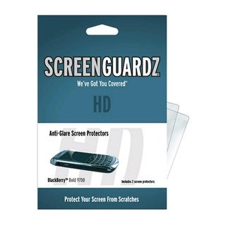BodyGuardz - ScreenGuardz HD Screen Protector for BlackBerry Bold 9700/9780 - Tr