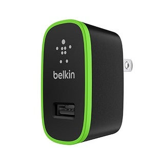 Belkin Mixit Up 2.1A Universal USB Travel Charger (Black)