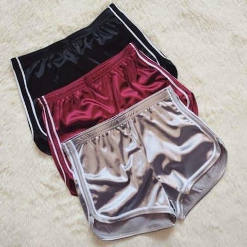 Women's Yoga Beach Pants Fitness Casual Cotton Shorts