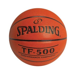 "Spalding TF-500 Composite Basketball 27.5"""