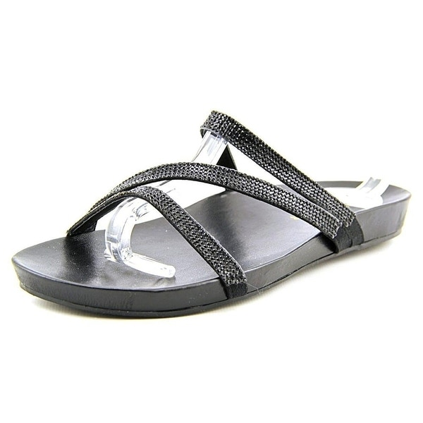 Marc Fisher Womens KALIFA Open Toe Casual Slide Sandals