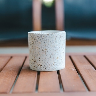 """Link to 4"""" Terrazzo Pot Similar Items in Planters, Hangers & Stands"""