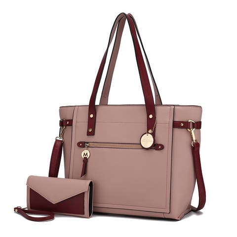 MKF Collection Andrys Tote by Mia k.