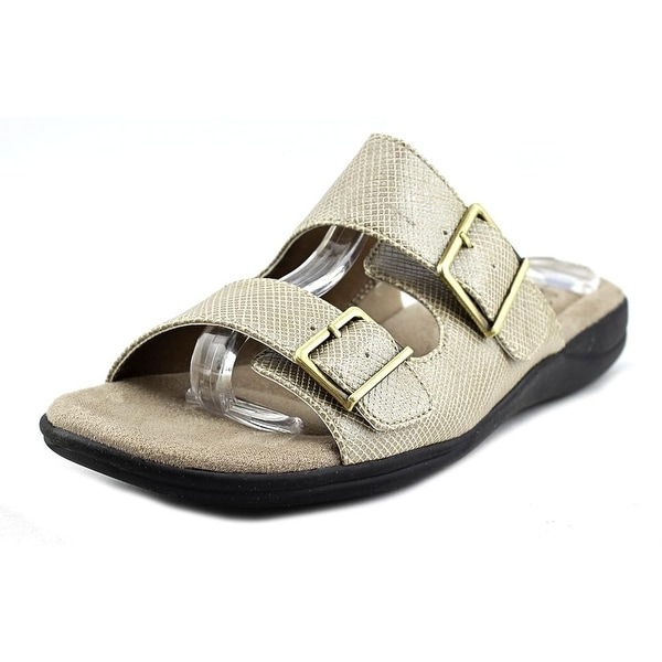 Life Stride Ellway  W Open Toe Synthetic  Slides Sandal