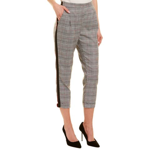 Abs Collection Pant - SMALL GLEN CHECK