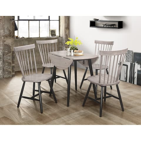 The Gray Barn Petra Rustic 5Pc Dining Set