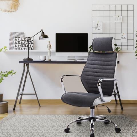Adjustable Swivel Ergonomic Office Chair,High Back Task Chair