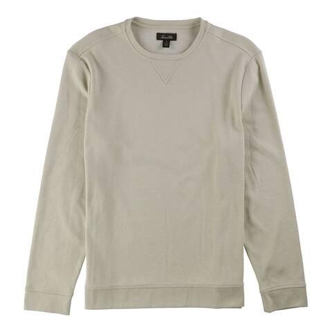 Tasso Elba Mens Crewneck Sweatshirt