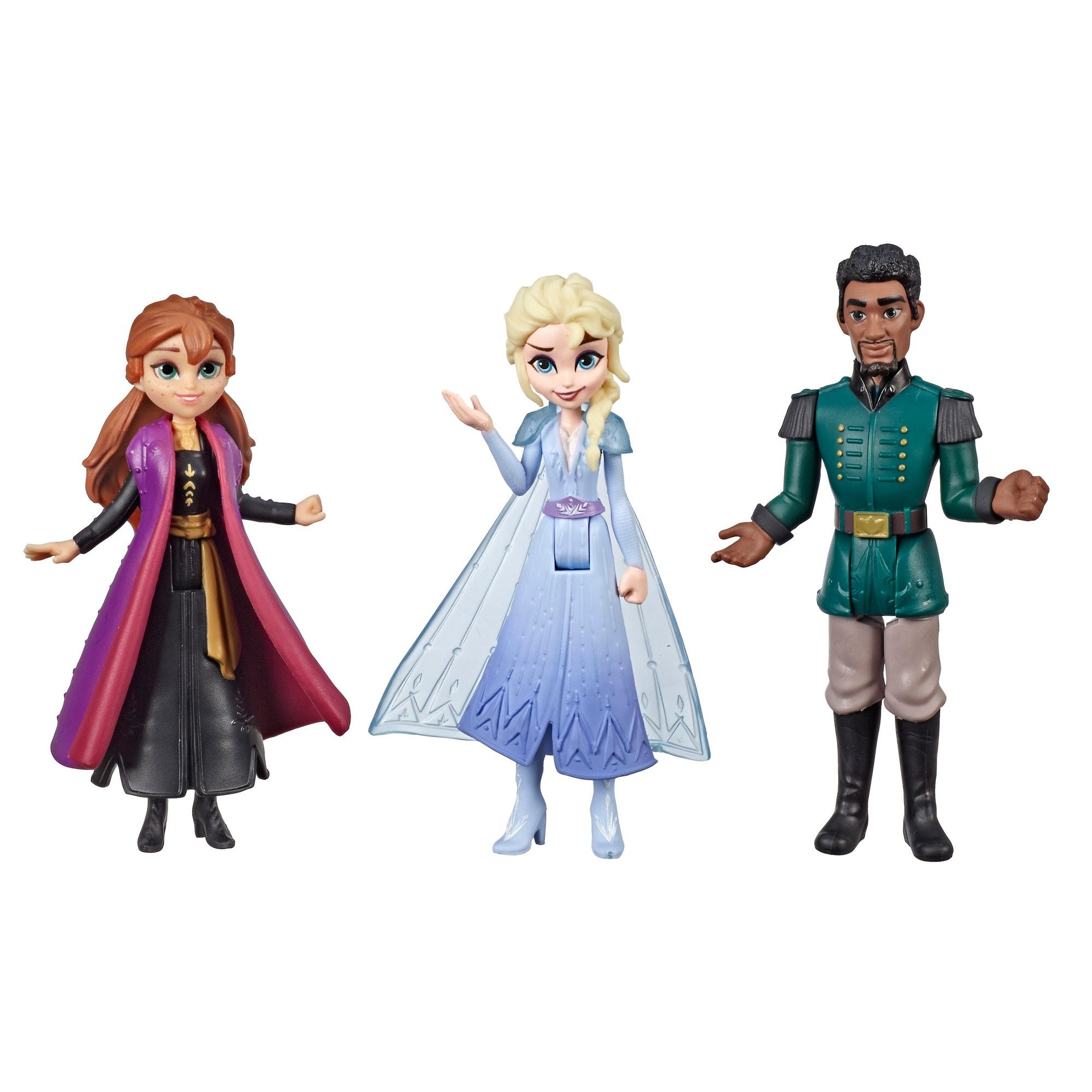 Disney Frozen Hair Box Set 3-Pack