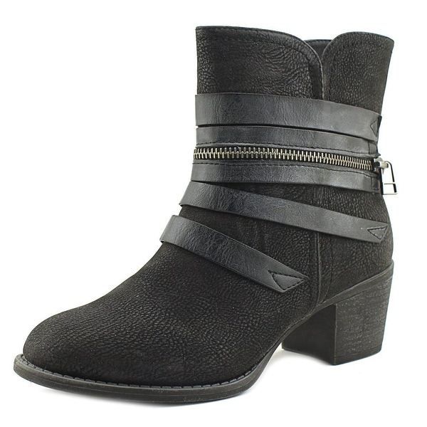 Hokus Pokus Bronco Women Black Boots