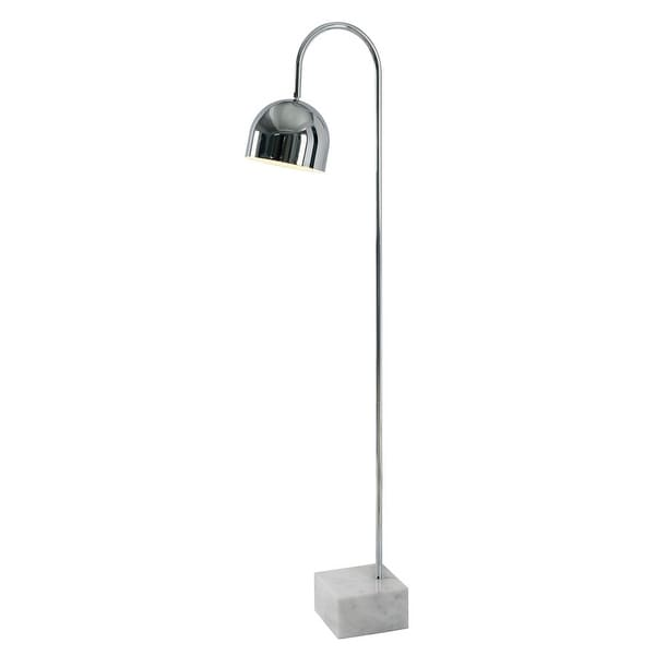 Renegade Chrome Floor Lamp. Opens flyout.