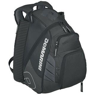 DeMarini Voodoo Rebirth Baseball Backpack (Black)
