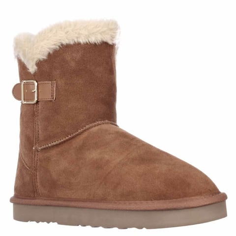 SC35 Tiny2 Cold Weather Comfort Boots, Chestnut