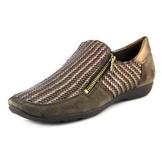 Sesto Meucci Gorgon Women Round Toe Leather Loafer