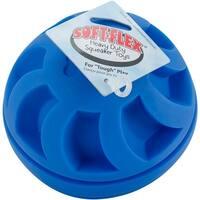 """Soft Flex Swirl Ball 5.5""""-Blue"""