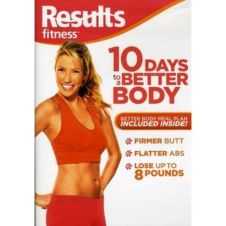 Ten Days to a Better Body [DVD]