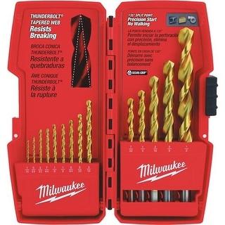Milwaukee Accessory 14Pc Titanium Bit Set 48-89-0011 Unit: EACH