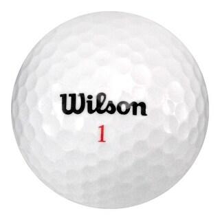 48 Wilson Mix - Near Mint (AAAA) Grade - Recycled (Used) Golf Balls