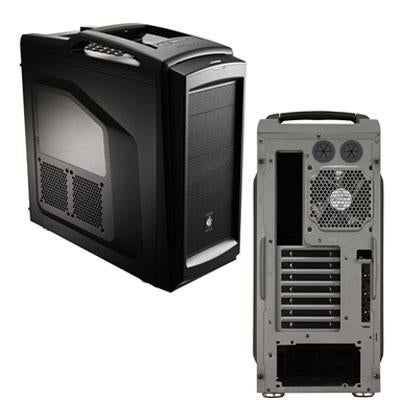 Cooler Master Storm Scout 2 Gaming Mid Tower Computer Case With Carrying Handle Sgc-2100-Kwn3 Black