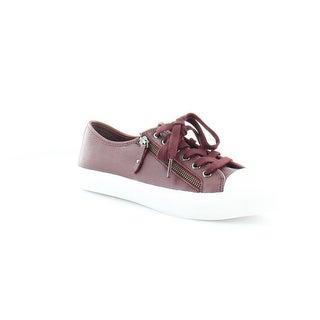 Coach Empire Women's Fashion Sneakers Burgundy