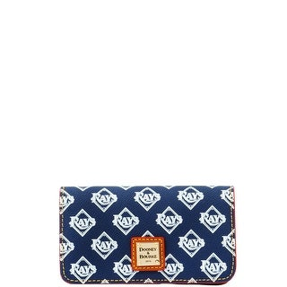 Dooney & Bourke MLB Rays Large Slim Phone Case (Introduced by Dooney & Bourke at $78 in May 2015) - Navy