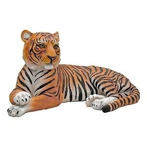 Repose - Tiger Statue