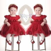 beee7d524 Shop Baby Girls Blush Rhinestone Center Flower Adorned Satin Flower ...