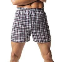 Hanes Men's Tartan Boxers with Comfort Flex® Waistband 2-Pack - Size - L - Color - Tartan