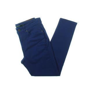 3d84abd764 Quick View. Was  22.66.  4.72 OFF.  17.94 -  20.94. Lauren Ralph Lauren  Womens Skinny Crop Jeans Denim Super Stretch
