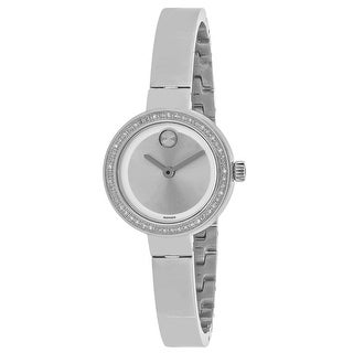 Movado Women's Bold 3600321 Silver Dial watch