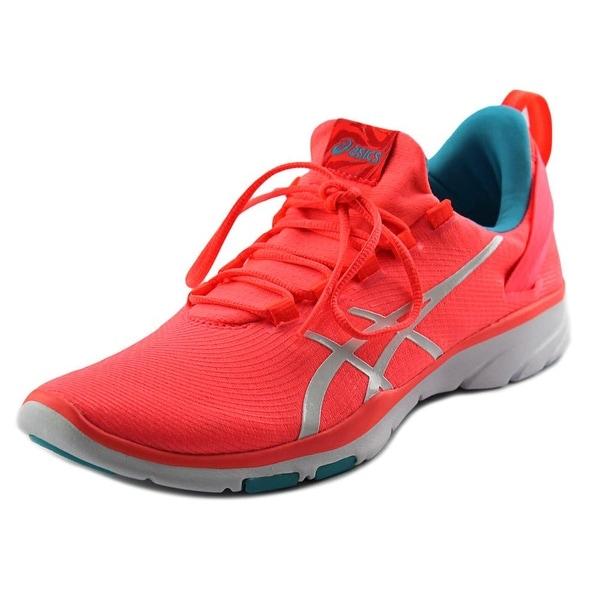 Asics Gel-Fit Sana 2 Round Toe Synthetic Running Shoe
