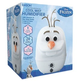 Disney's Frozen Olaf 1 Gallon Ultrasonic Cool Mist Humidifier