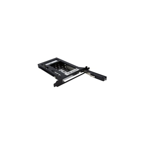 StarTech CC8704B StarTech.com 2.5in SATA Removable Hard Drive Bay for PC Expansion Slot