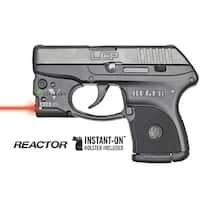 Viridian Reactor 5 Red Laser Sight For Ruger Lcp Featuring Ecr  Includes Pocket Holster